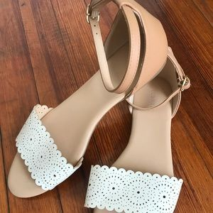 Cute Summer Sandals with Ankle Strap